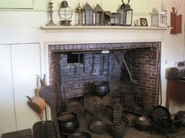 hearth & early utensils
