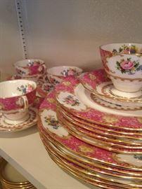 """Royal Albert """"Lady Carlyle"""" English bone china"""