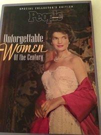 Unforgettable Jackie  -  People magazine