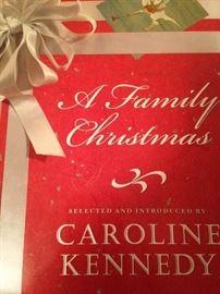"""""""A Family Christmas"""" by Caroline Kennedy"""