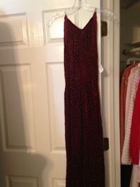 Evening wear - with the Neiman Marcus tag