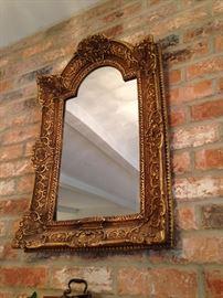 Lovely framed mirror