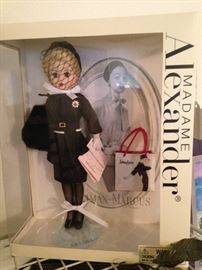 Neiman Marcus 100th Anniversay Doll by Madame Alexander - in the box