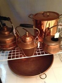 Copper is a great addition to any home!