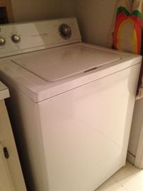 Estate washing machine