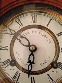 Statue of Liberty Centennial Clock