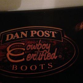 Dan Post Cowboy Certified boots