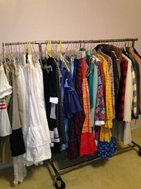 Costumes and petticoats