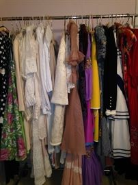 More vintage clothing and costumes