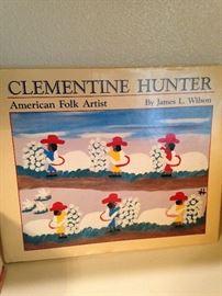 """Clementine Hunter, American Folk Artist"""