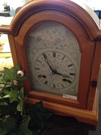James C. Huntington clock