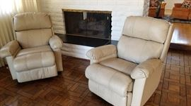 Relaxing recliners. Sold