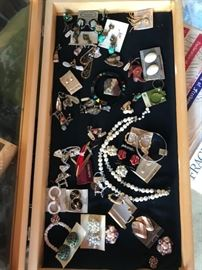 This is only a snippet of what we have in jewelry!! 1/2 OFF on Saturday