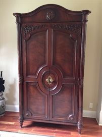 Large KARGES  armoire New $14,600