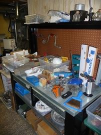 Tools and Tool Bench