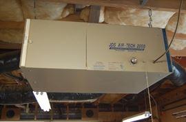 Air Filter for wood shop, JDS Air Tech 2000
