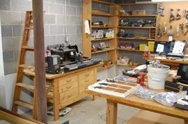 Wood Working Equipment