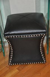 Wonderful detail on the storage stools