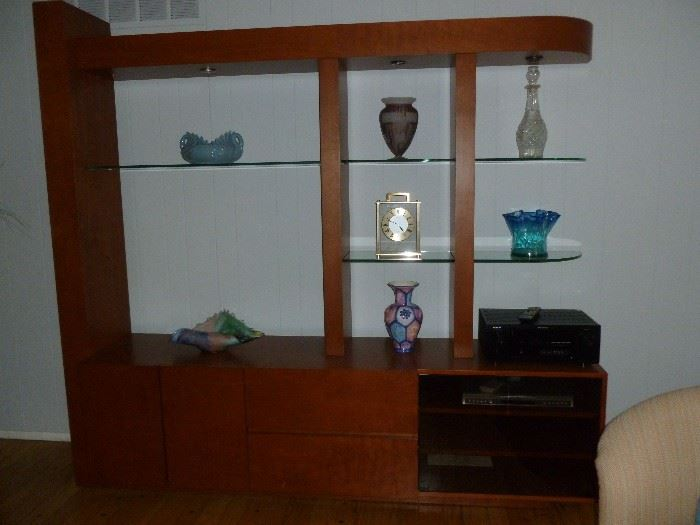 Beautiful Contemporary Wall Unit