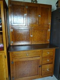 HOOSIER type cabinet with ...