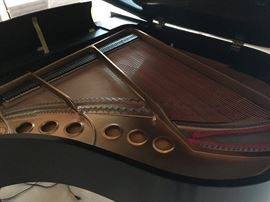"Steinway Grand Piano, Mode ""M"" Serial Number 501102"