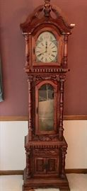 Sony Grandfather Clock