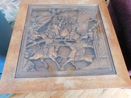 Far Eastern Furnishings side table
