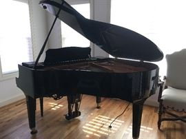 The Yamaha Baby Grand Piano has been SOLD