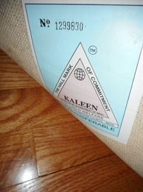 Kaleen Wool Area Rug, Made in India