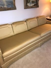 Mid-Century LONG FORMAL SOFA