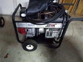 8000 watt Generator with Honda Engine