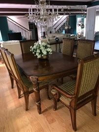 Wood Table sets 8