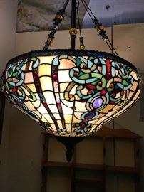Tiffany Lamp  - stamped from Antique Roadshow Appraisal
