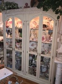 Packed with Victorian collectibles