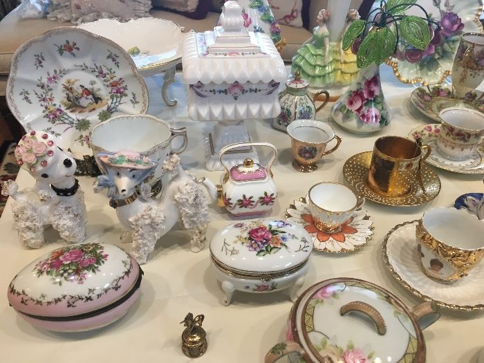 Antique porcelain