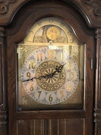 Trend Grandfather Clock By Sligh