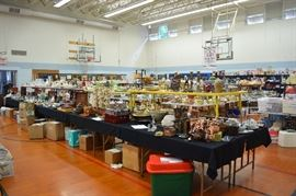 A room filled with great deals!  You have to see them to believe it....
