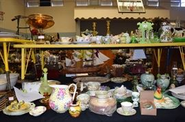 Fine china and collectibles