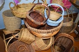 Baskets and more baskets at unbelievable prices!!!