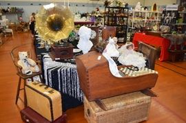 Antiques ....that remind you of Grandma's house