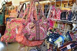 More purses..lots of Vera Bradley, all look like new...