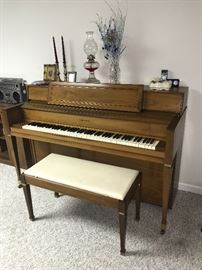 STORY AND CLARK PIANO