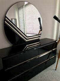 Art Deco style bedroom furniture