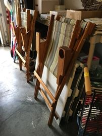 Locally hand-made quality beach chairs-Never Used!!!