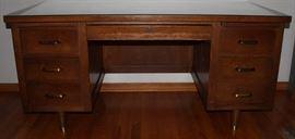 Mid Century Bureau Platte Desk