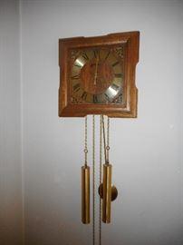 Mid Century Germany Wall Clock