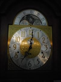 Clock Face. Keeps TIme