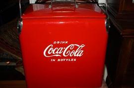 Cool Coca Cola Cooler