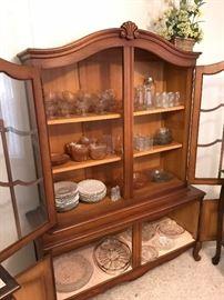 Great Old Cabinet w/ Key