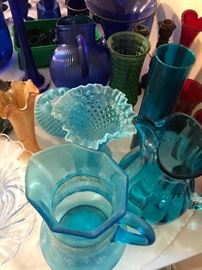 Beautiful Glass- Some Fenton